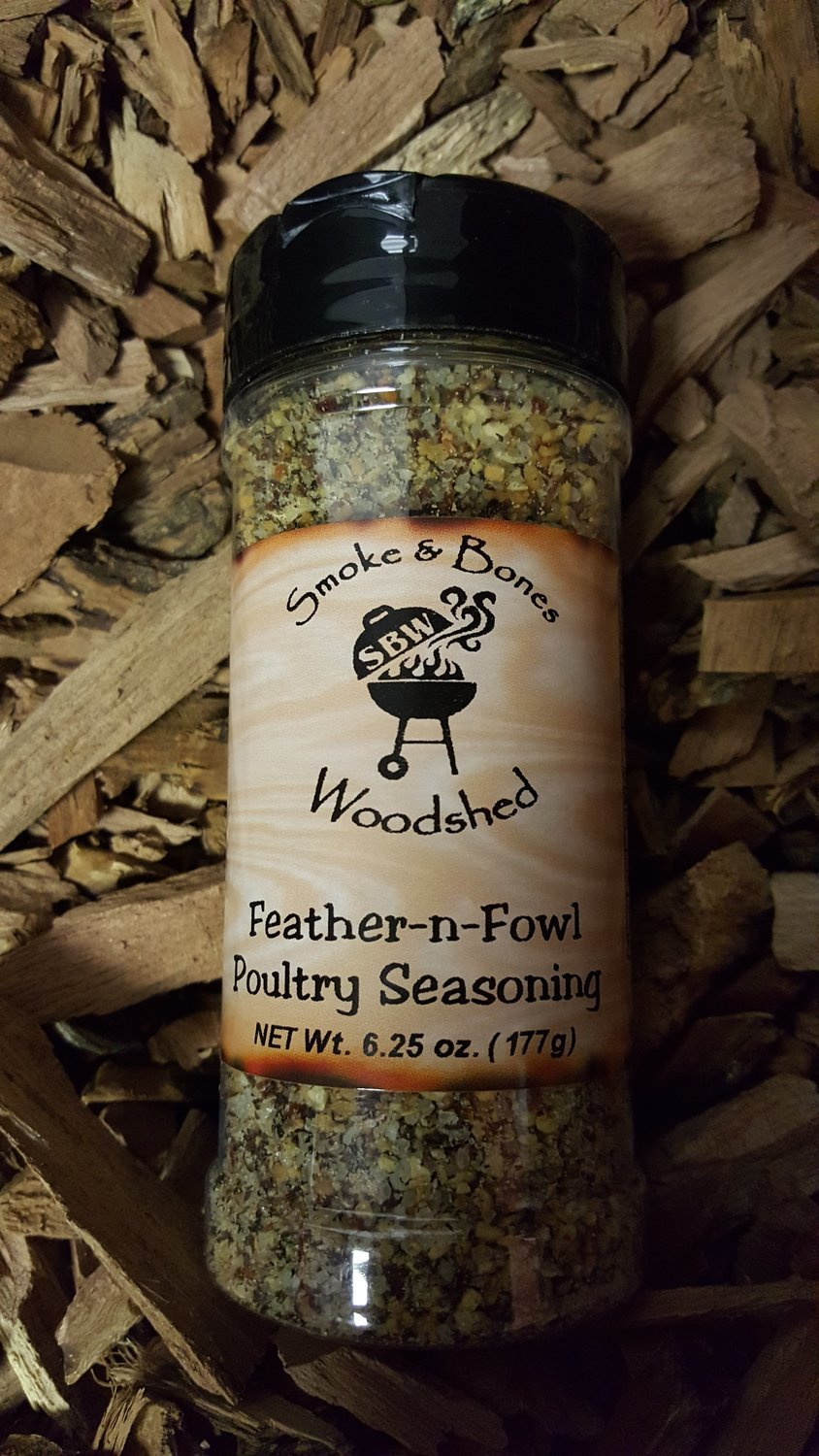 SBW, Feather N Foul Poultry Seasoning