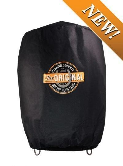 Pit Barrel, Premium Cover