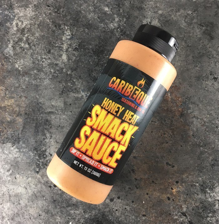 Caribeque, Honey Heat Smack Sauce