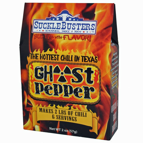 Suckle Busters, Ghost Chili Kit
