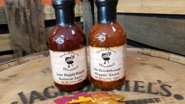 SBW, Sweet Mesquite Molasses Barbecue Sauce