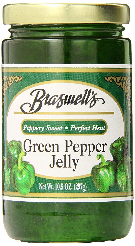 SBW, Green Pepper Jelly (Bell) 10.5oz