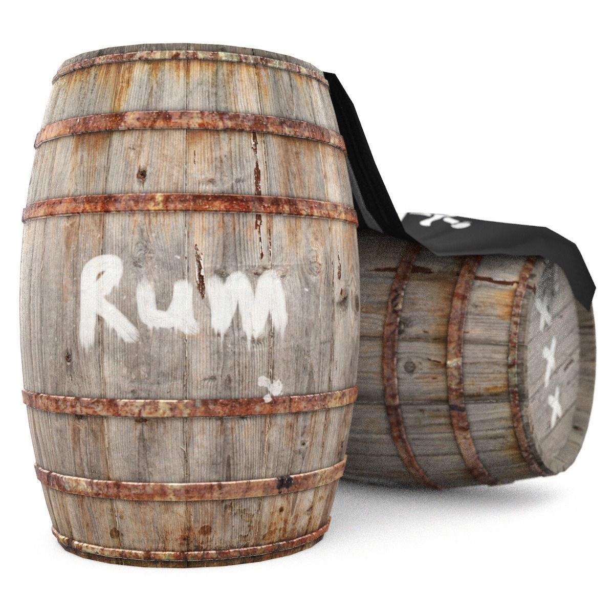 Wood, Jamaican Rum Barrel Chip 1lb