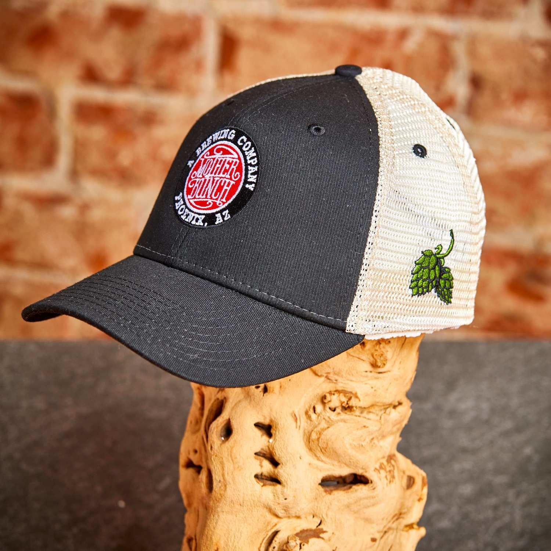 Soft Mesh Logo Trucker Hat