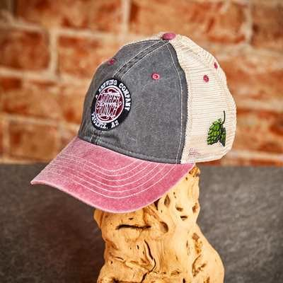 Soft Mesh Logo Trucker Hat
