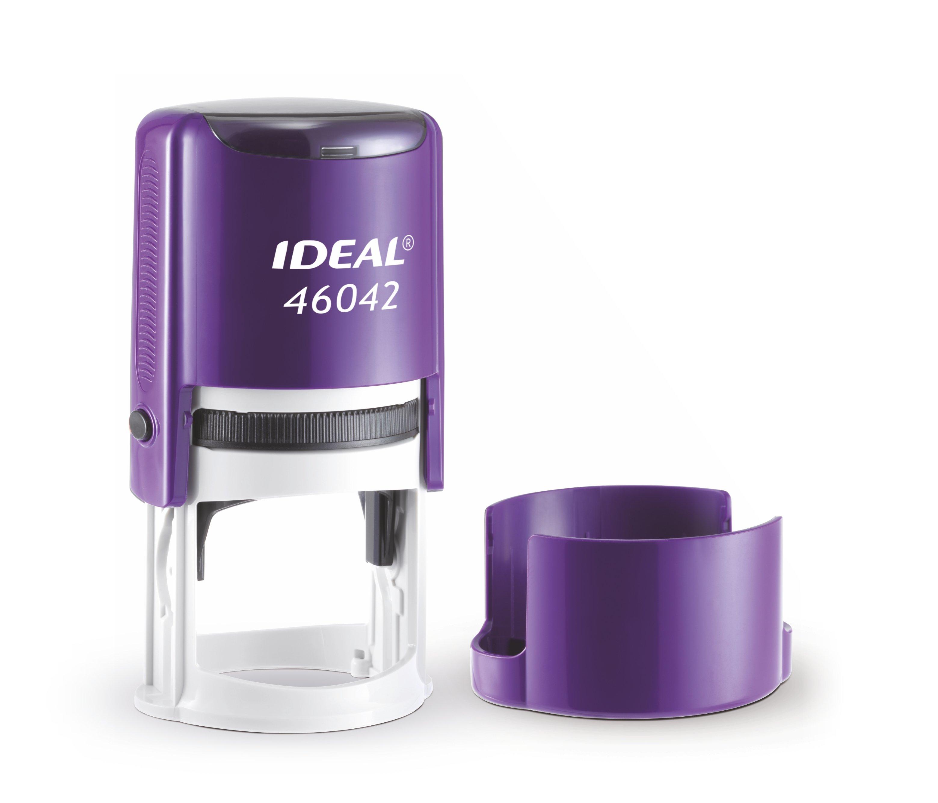 Автоматическая печать Ideal 4642 Размер до d-42мм 00001