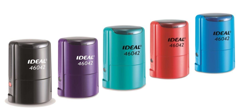 Автоматическая печать Ideal 4642 Размер до d-42мм