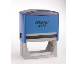 Штамп Автоматический IDEAL 4926 Размер поля 75х38мм. 00013