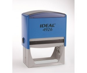 Штамп Автоматический IDEAL 4926 Размер поля 75х38мм.