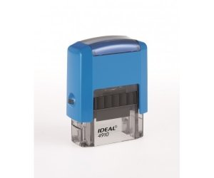 Штамп Автоматический IDEAL 4910 Размер поля 26х10 мм.