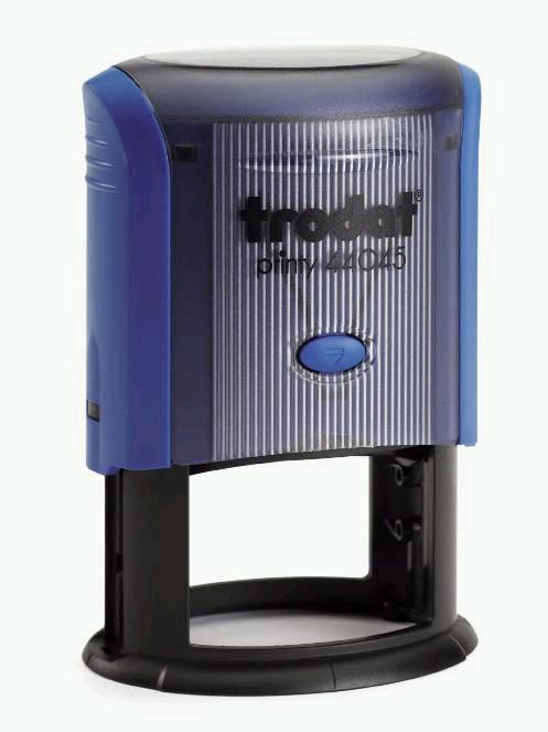 Штамп Автоматический Trodat Printy 44045   Размер поля 45х30мм(Овал). 00030
