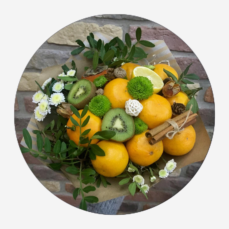 Букет из фруктов Фруктовый заряд
