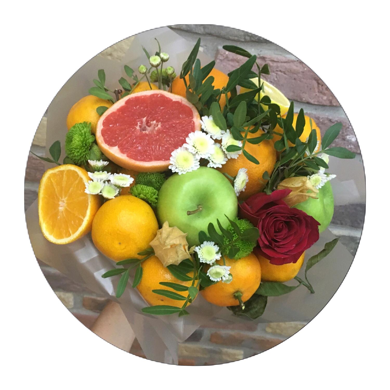 Букет из фруктов Микс