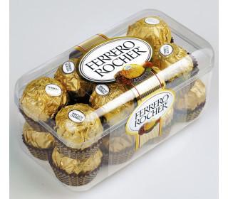 Шоколадные конфеты FERRERO ROCHER, 200г