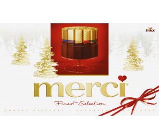 Шоколадные конфеты MERCI Ассорти 400г