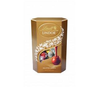 Шоколадные конфеты LINDOR Ассорти, 200г