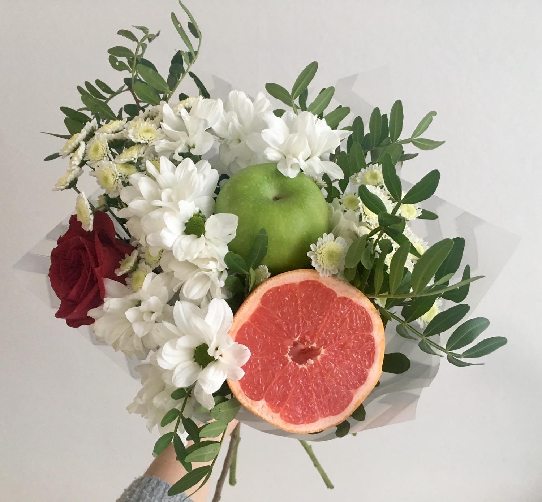 Букет из фруктов Витаминка