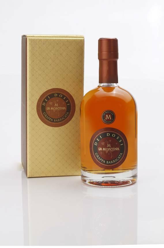 Grappa dei Dossi (3 bottiglie) 15063