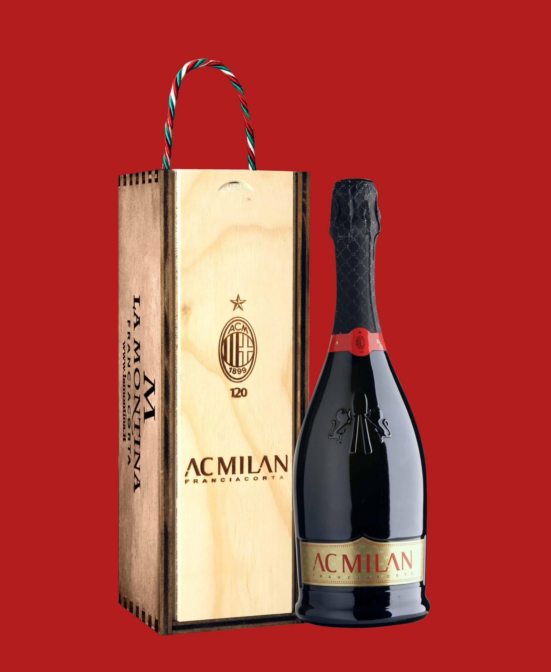 Franciacorta RossoNero anniversario 120° Ac Milan 15070