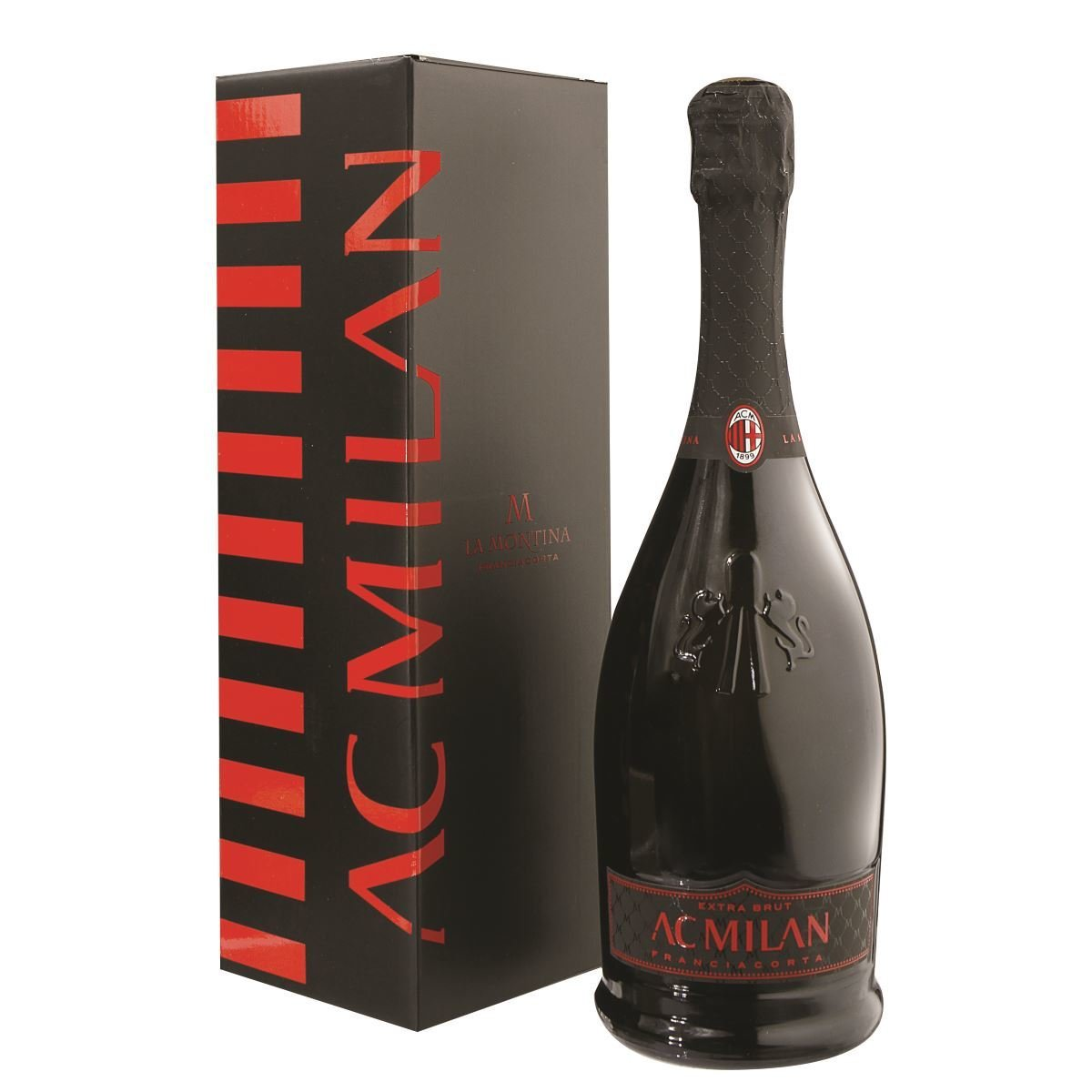 Cofanetto Ac Milan Extra Brut 15001