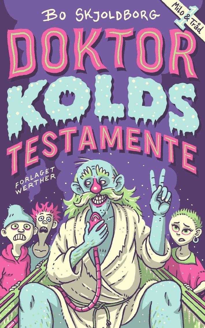 Doktor Kolds testamente (hardback) 00002