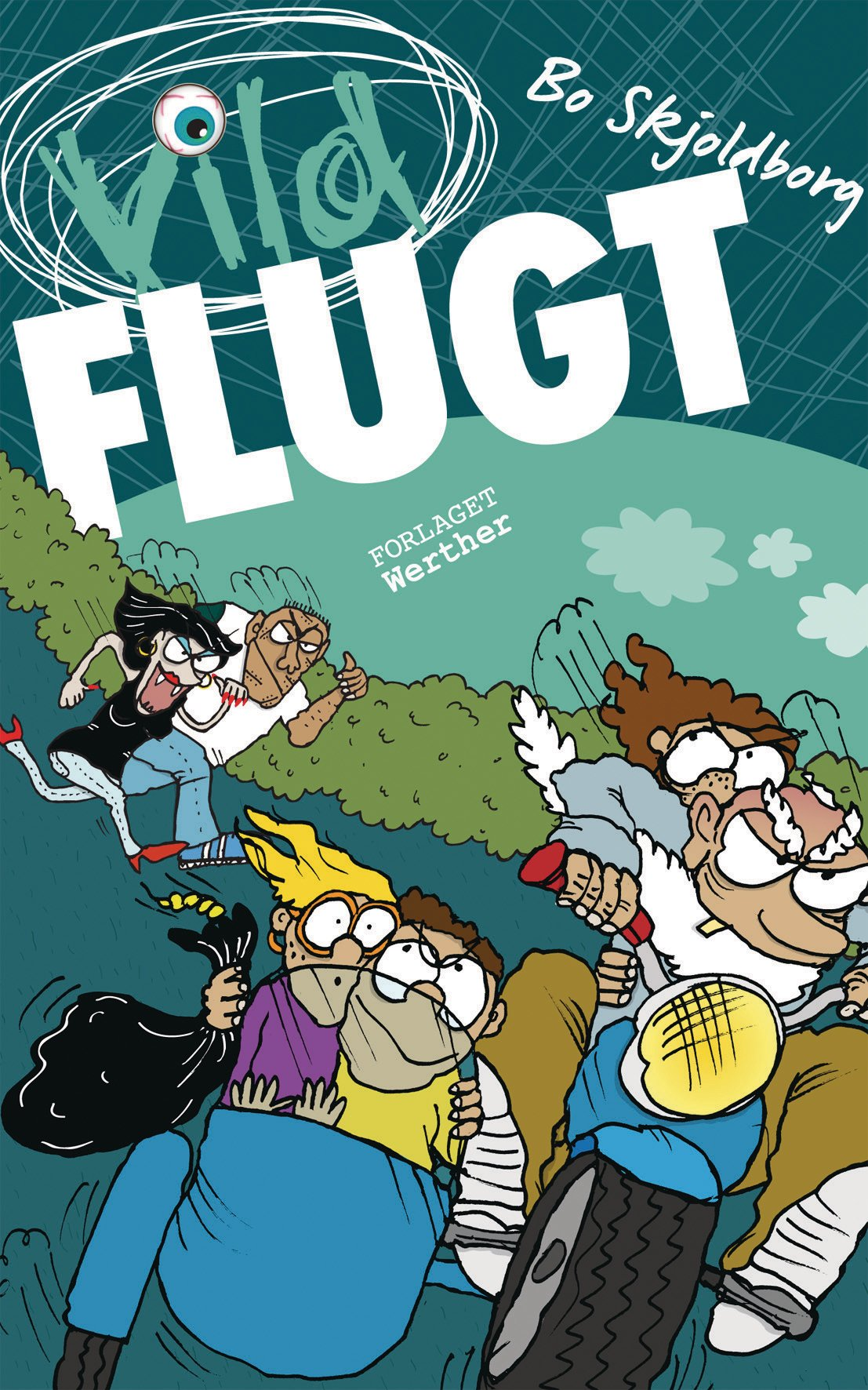 Vild flugt (paperback) 00009