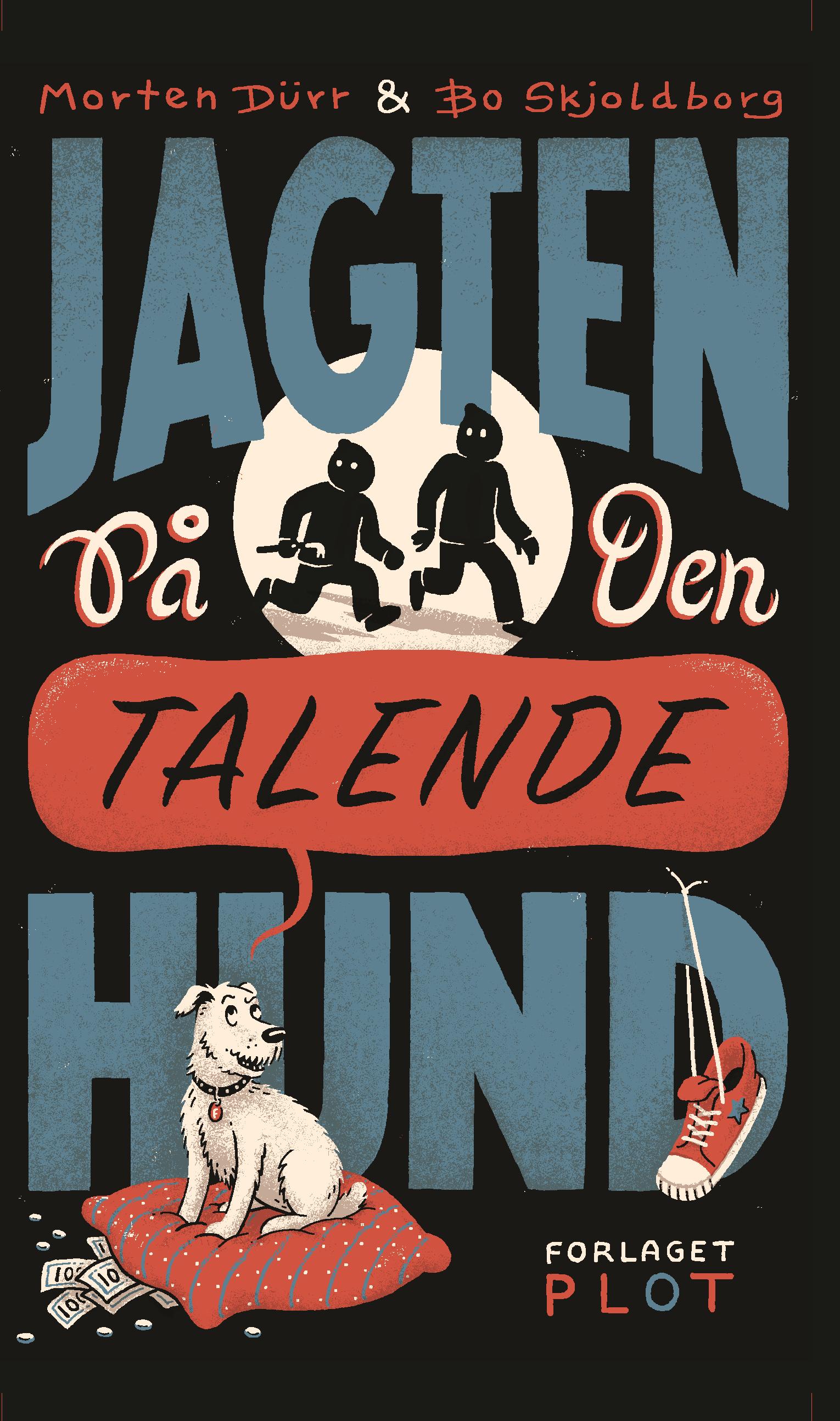 Jagten på den talende hund (paperback) 00004