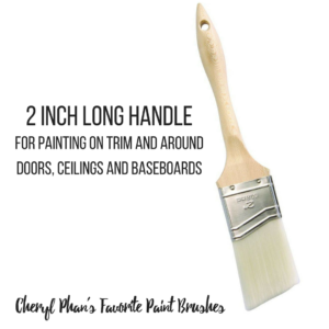 2 inch Trim long handle 00008