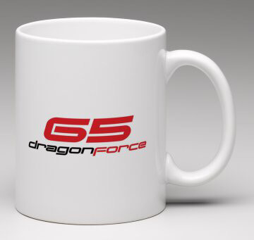 DF65 Premium Coffee Mug (325ml)