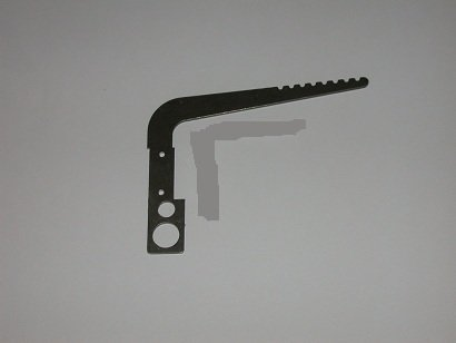 Backstay crane, Stainless Steel