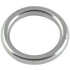 Ring - Stainless Steel 6mm