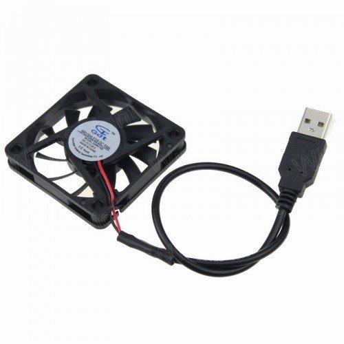50x50x10mm USB Fan
