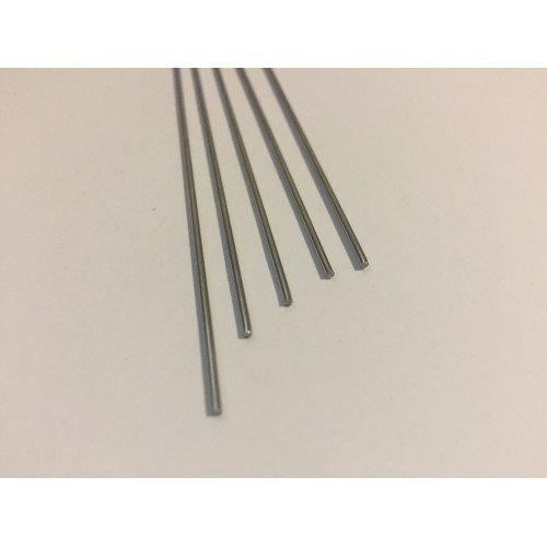 Hook Wire Stainless Steel 1.8mm dia (Pack of 5)
