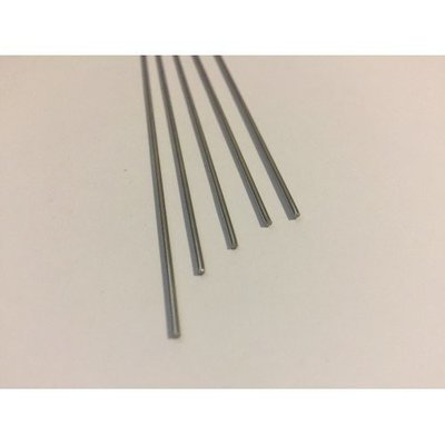 Hook Wire Stainless Steel 1mm dia (Pack of 5)