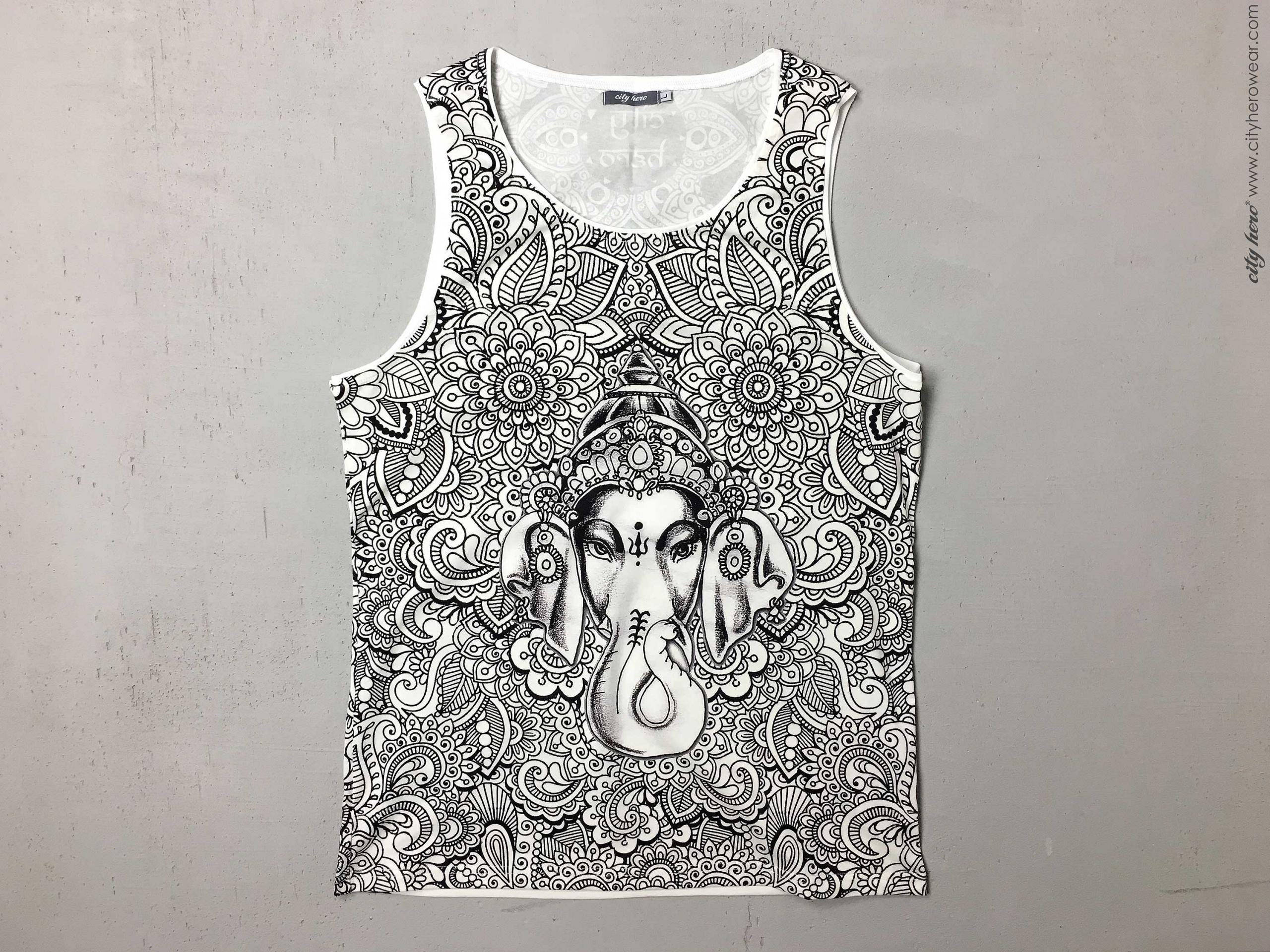 Ganesha's Garden [МАЙКА МУЖСКАЯ] Ganesha's Garden [МАЙКА МУЖСКАЯ]