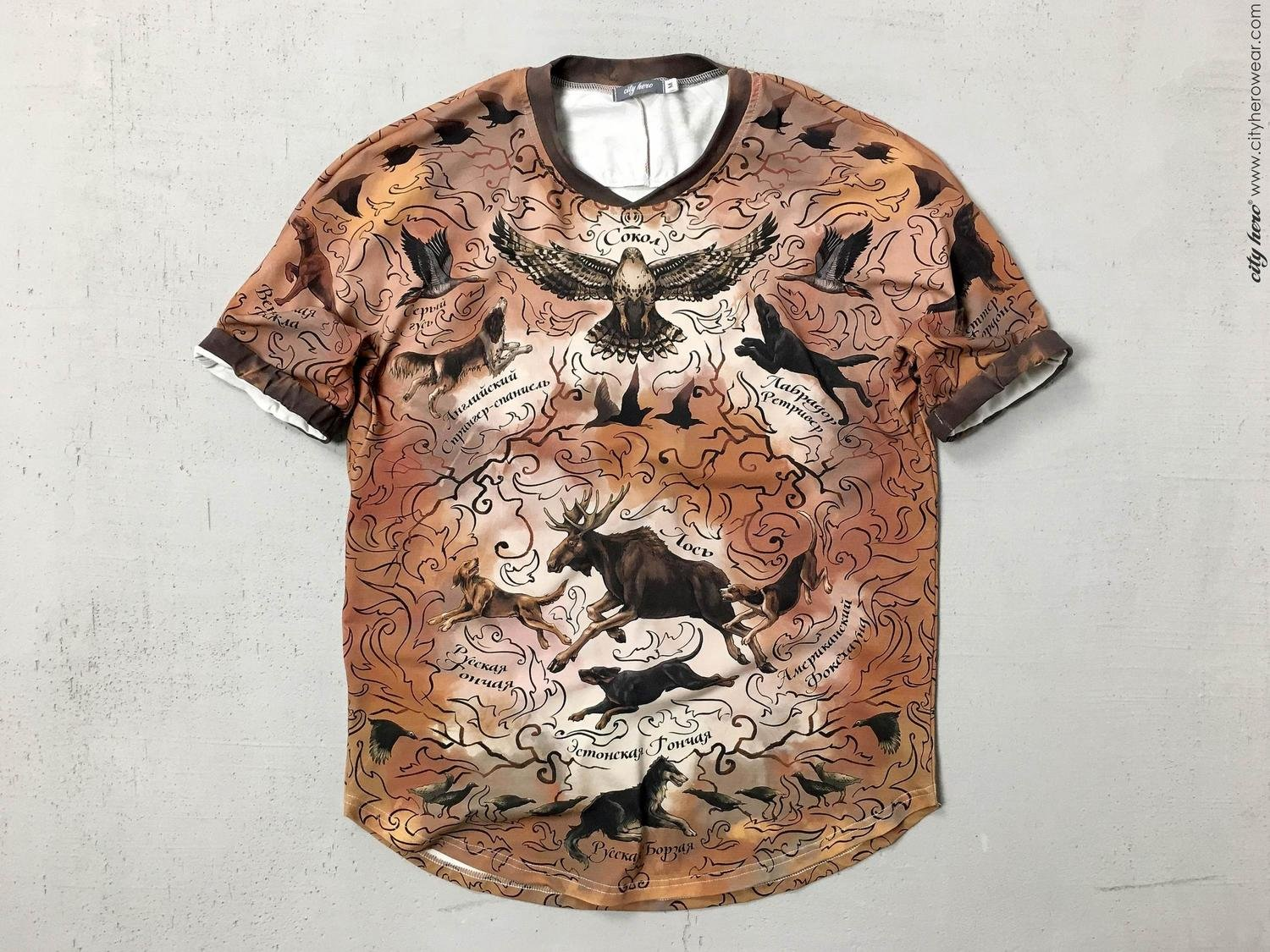 IN THE FOREST [T-SHIRT MEN]
