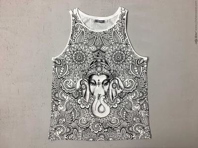 Ganesha's Garden [МАЙКА ЖЕНСКАЯ]