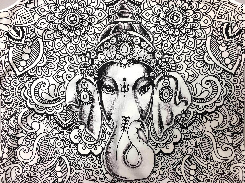 Ganesha's Garden [МАЙКА МУЖСКАЯ]