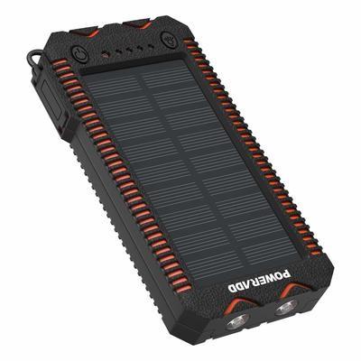 POWERADD Batterie Externe Solaire 12000mAh