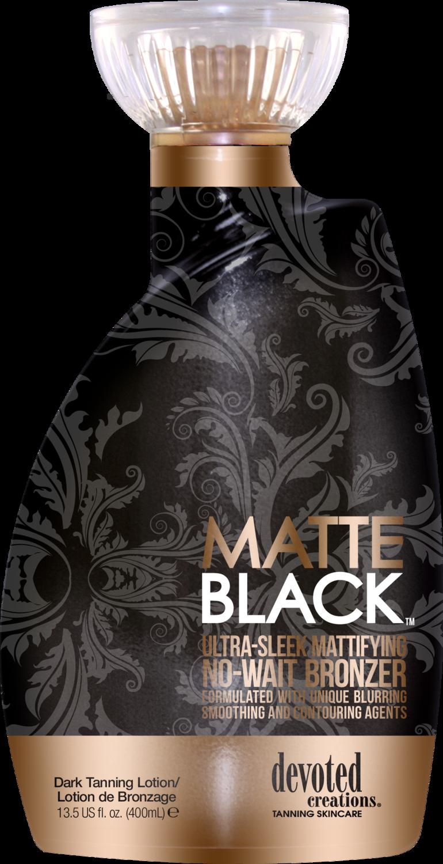 Matte Black 400ml