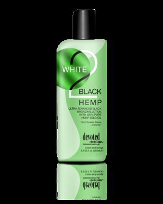 White 2 Black Hemp 260ml