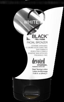 NIEUW! White 2 Black Face 89ml