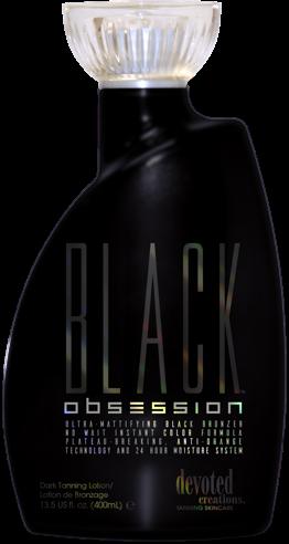 NIEUW!! Black Obsession 400ml