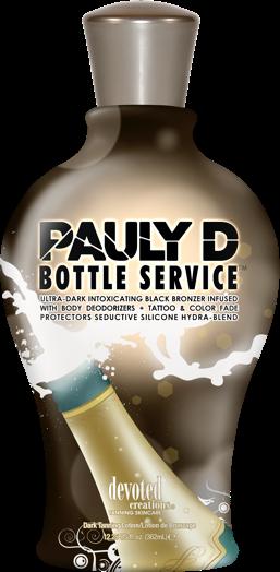 NIEUW! Bottle Service 360ml