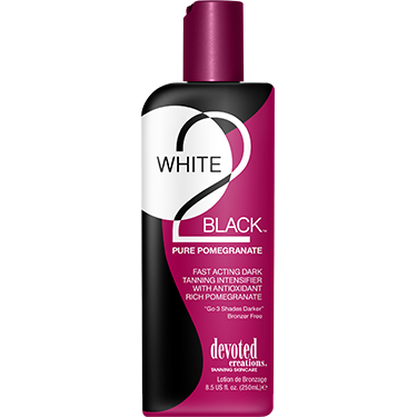 White 2 Black Pommegranate 260ml
