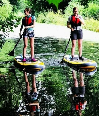 Canoe and Paddleboard Hire