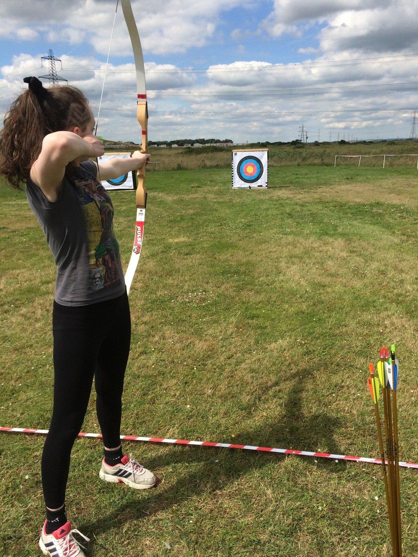 Archery Taster Session
