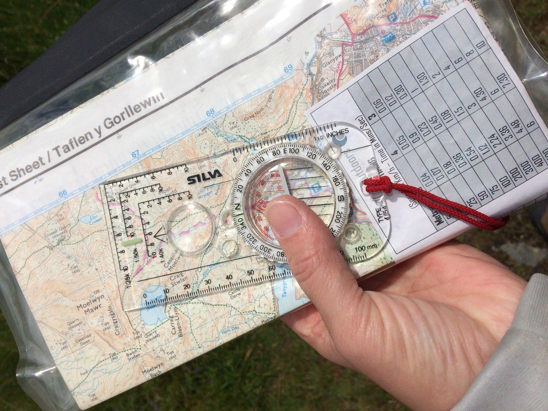 National Navigation Award Scheme Bronze Training & Assessment