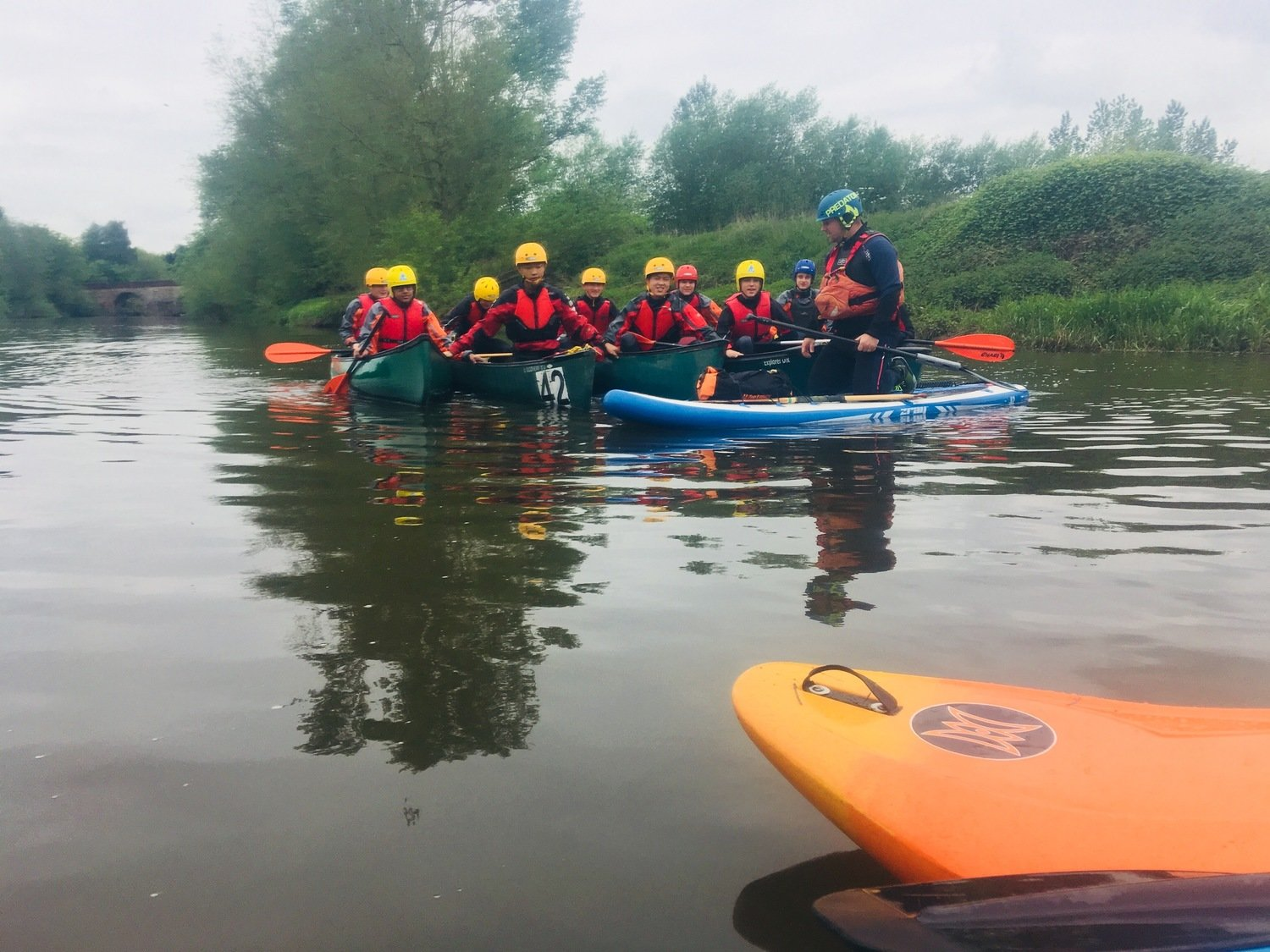 Canoeing Taster Session
