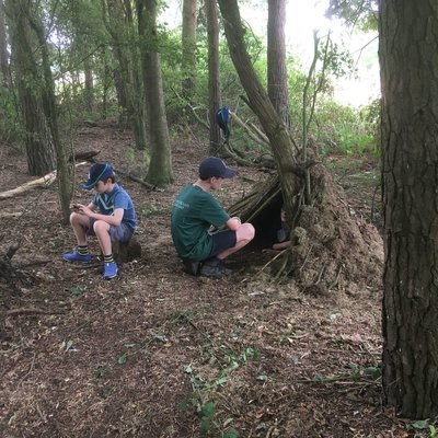 Bushcraft 2 Day Course